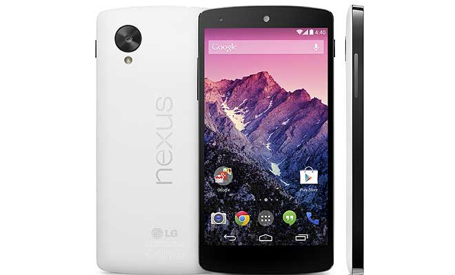 google nexus 5 im Test