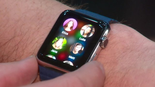 Apple Watch Anruf Funktion